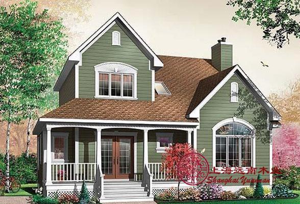 有关原生态构建的木质房屋来说,首先在居住优势