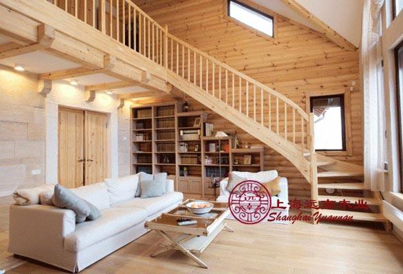 木别墅在中国木结构规范中,施工建造高度可建至四层(北美国家可建至9