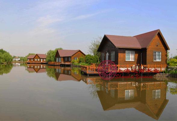 qmo-2080        80平米景区木屋       木屋设计打造的四大优势